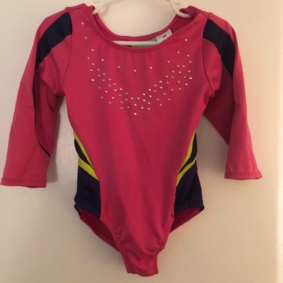 2/$5 or 3/$7 XS 4 5 Girls gymnastics dance costume